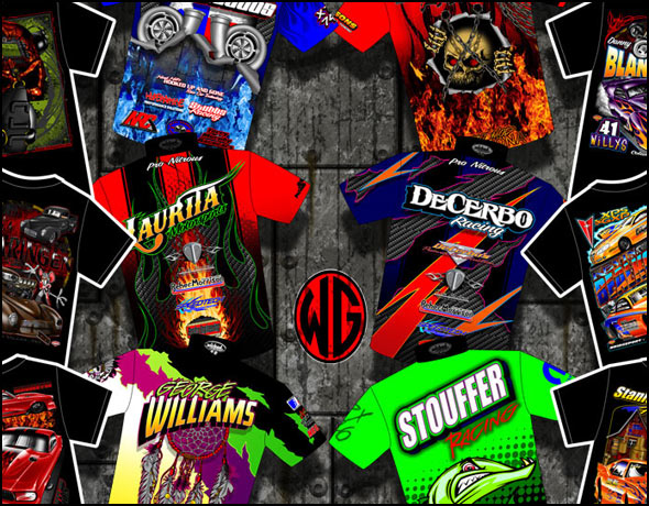 15e6cda8 Wicked Grafixx | Custom Drag Racing T Shirts, Crew Shirts and Designs