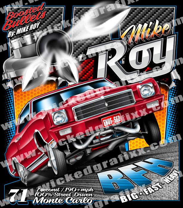 Racing T Shirt Design Ideas Wicked Grafixx Custom Big Tire Drag Racing T Shirts