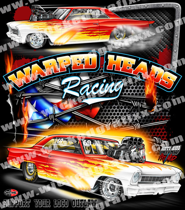 Chevrolet Drag Racing T Shirts : Top outlaw drag racing chevy images for pinterest tattoos