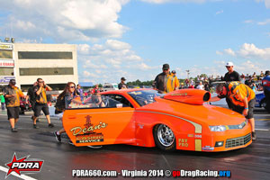 Wicked Grafixx Customers Goforth Racing In PDRA Extreme Top Sportsman