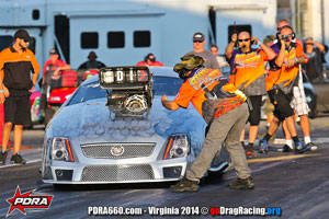 Stanley And Weiss Racing Cadillac CTS-V PDRA Pro Extreme Pro Mod With Wicked Grafixx