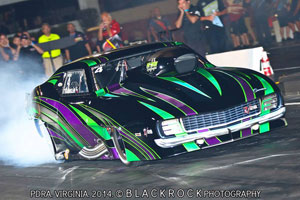 Wicked Grafixx Drag Racing T Shirts and Crew Shirts Tommy Franklin Motorsports Returning Customer in PDRA Pro Nitrous