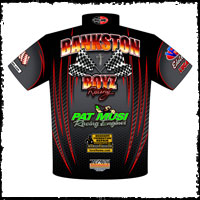 926a466d Tricia Musi / Bankston Boys PDRA Drag Racing Crew / Team Shirts Back