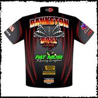 62a4cf9f Tricia Musi / Bankston Boys PDRA Drag Racing Crew / Team Shirts Back