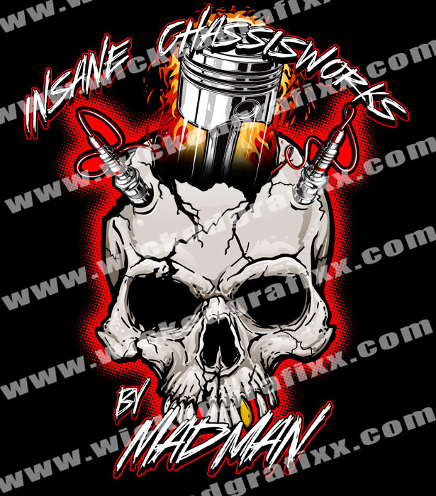 Wicked Grafixx Drag Racing Event Shirt Designs And Apparel