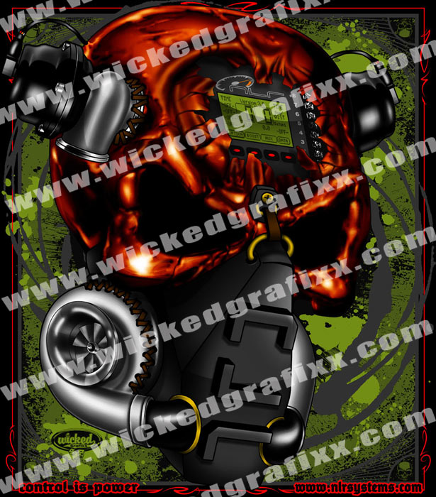 Wicked Grafixx | Drag Racing Event Shirt Designs And Apparel