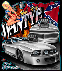 NEW!! Neal - Ray Wantye Pro Modified Drag Racing T Shirts