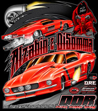 NEW !! Pro Modifieds.us Southern Pro Modified Shootout Drag Racing T Shirts