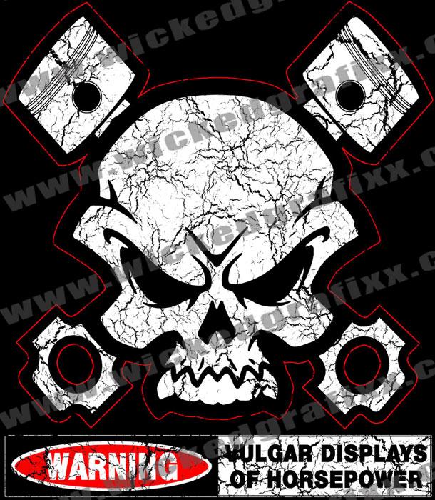 wicked grafixx custom drag racing logo design services
