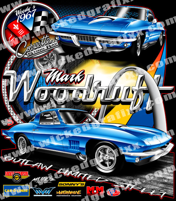 Drag Racing Custom T Shirts