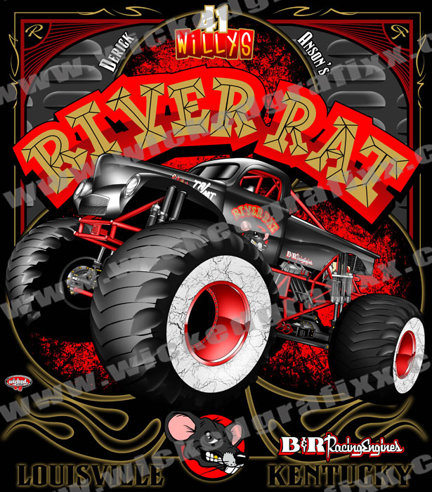 Wicked Grafi Drag Racing Event Shirt Designs And Arel